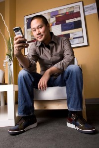 Tonny Hsieh - Zappos drop shipping times