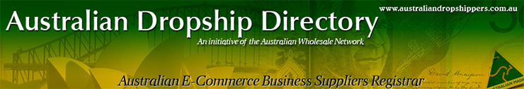 drop ship supplier registration