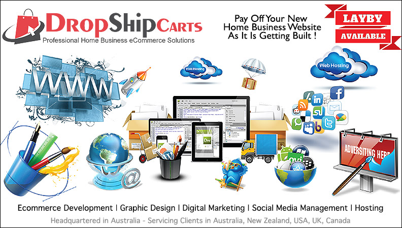 profitable drop shipping web development