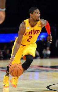 Kyrie Irving NBA Player's Drop shipped Jerseys