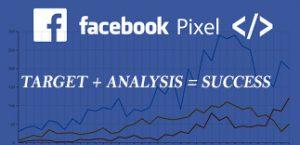 Pixel facebook ads component