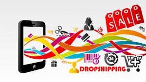 Dropshipping in mCommerce