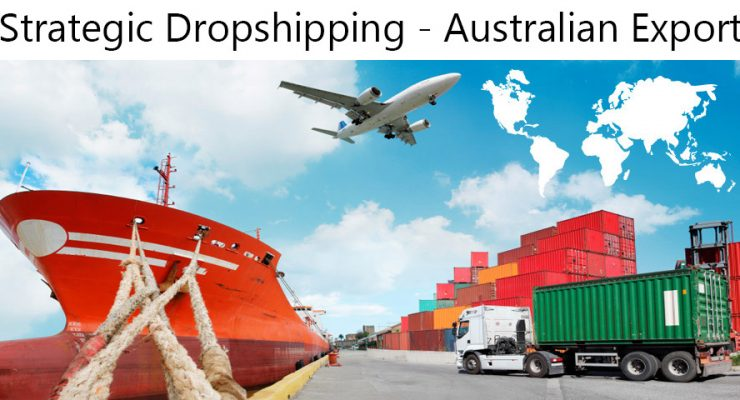 Drop shipping outside of Australia